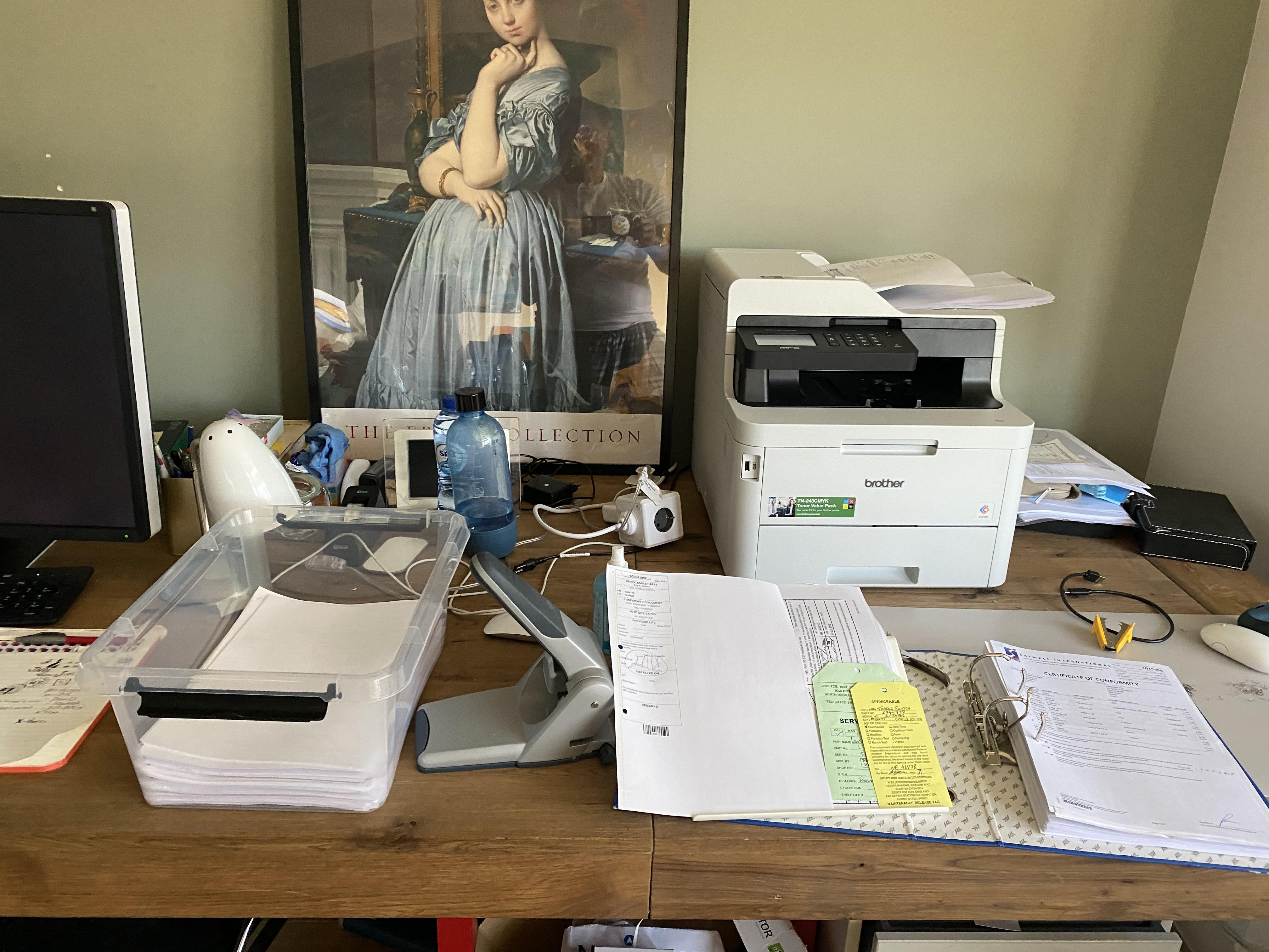 Het proces van inventariseren van 50000 documenten