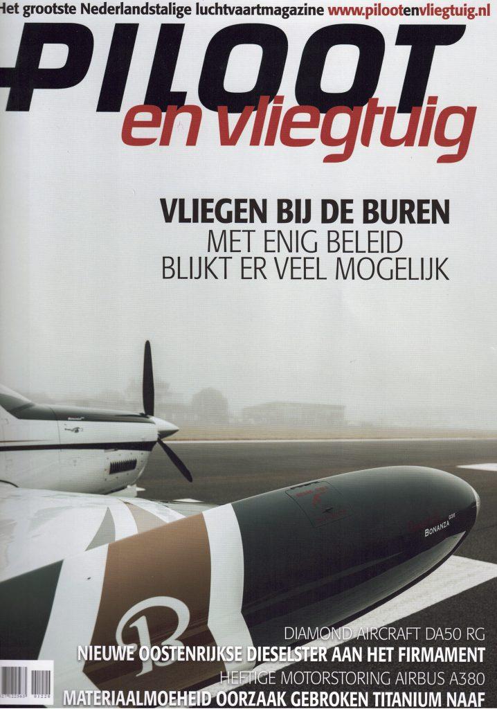 afbeelding van tijdschift piloot en vliegtuig nr 12-2-2020