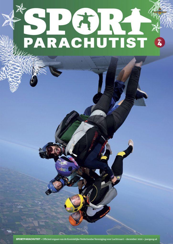 Afbeelding van het tijdschrift de sport parachutist