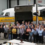 Bijzondere bijeenkomst van oud Fokker medewerkers