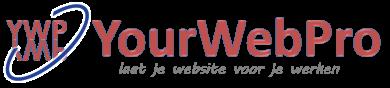 logo van webdesigner YourWebPro, nu Kade15